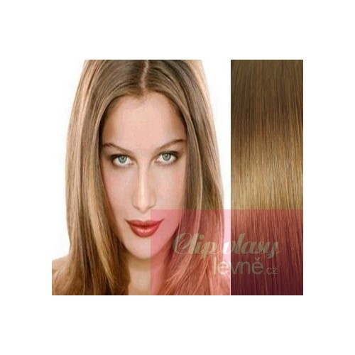 Hair Extension According To Length Clip Vlasy Levn
