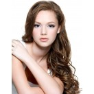 One piece hair wefts - wavy