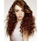 Tape IN Hair Extensions remy 24˝ (60cm) curly