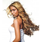 Clip in hair extensions - curly