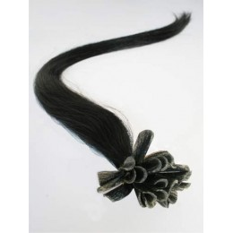 Vlasy pro metodu Pu Extension / TapeX / Tape Hair / Tape IN 60cm - platinová blond