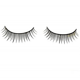 Fashion long false eyelashes - 1 pair