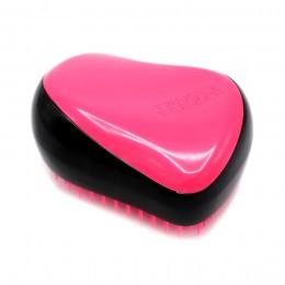 Compact tangle teezer - hair brush - pink